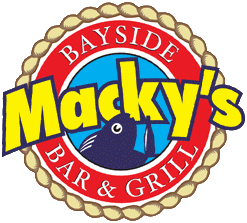 Macky's logo with link to site