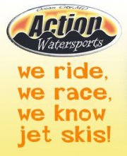 Action WaterSports logo